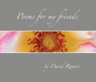 Poems for my Friends