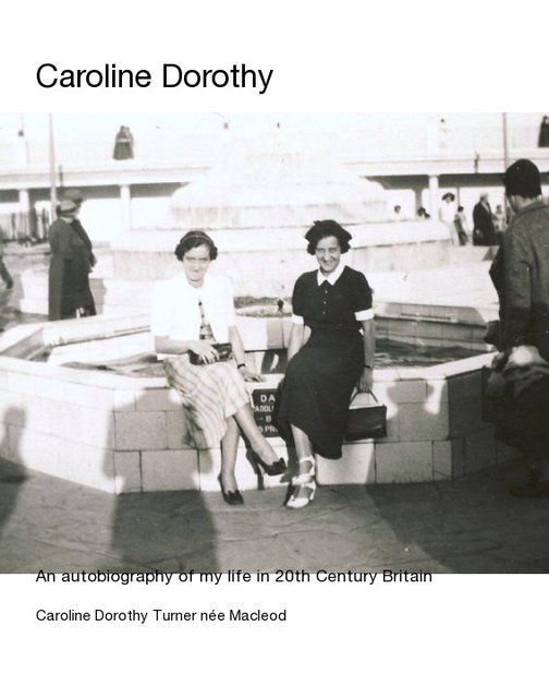 Caroline Dorothy
