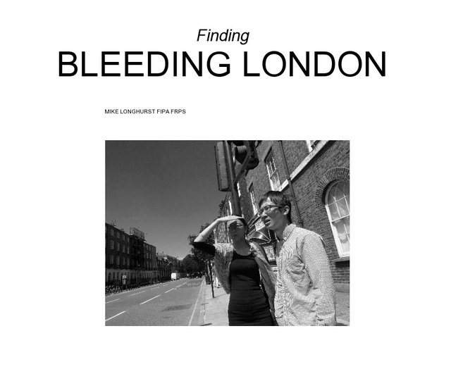 Finding BLEEDING LONDON