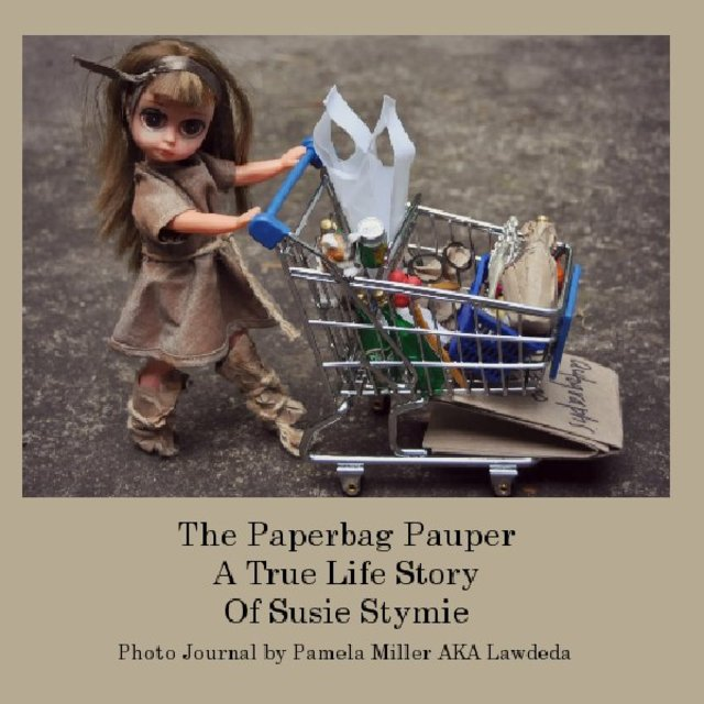 The Paperbag Pauper A True Life Story Of Susie Stymie