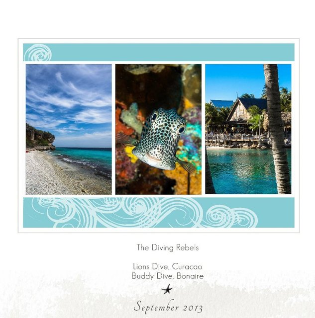 Curacao and Bonaire