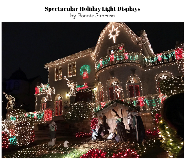 Spectacular Holiday Light Displays