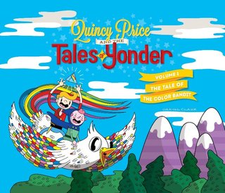 Quincy Price and the Tales of Yonder