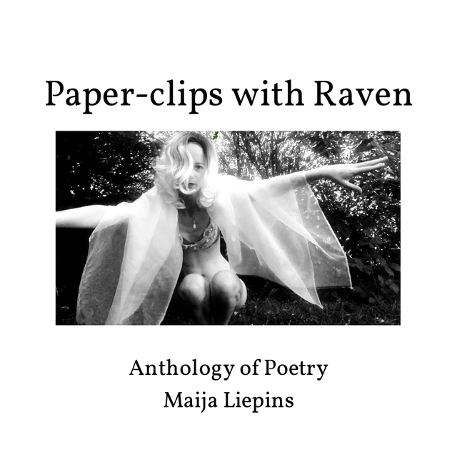 Paperclips with Raven