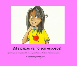 Mis paps ya no son esposos!