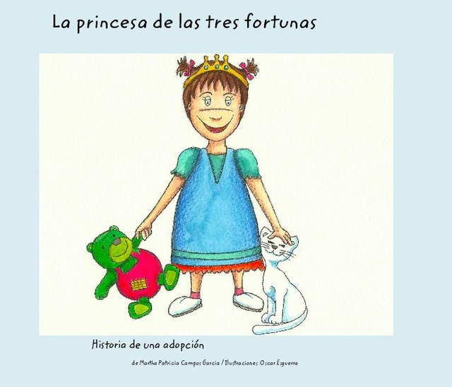 La princesa de las tres fortunas
