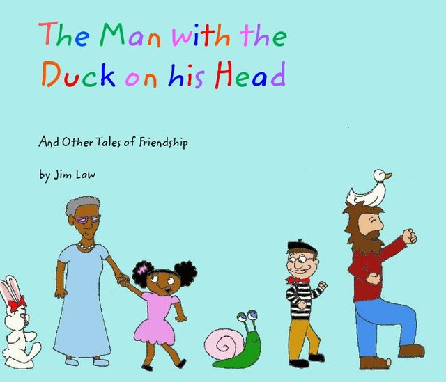 The Man with the Duck on his Head