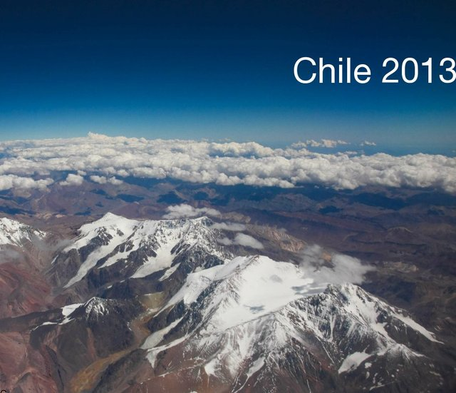 Viagem ao Chile 2013