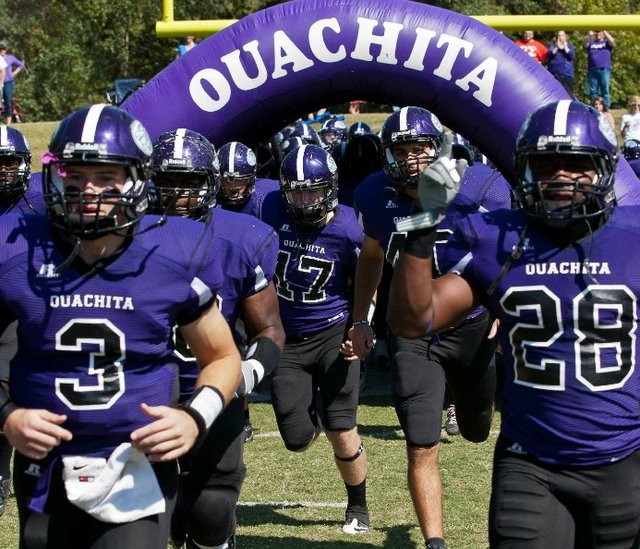 Ouachita Tiger Football 2011