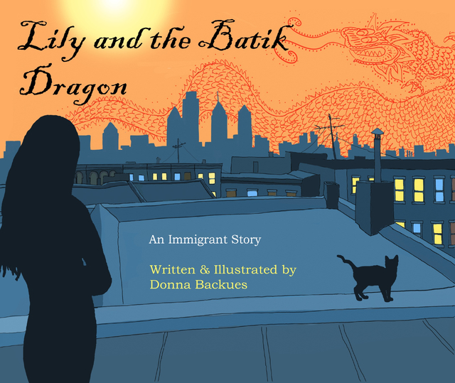 Lily and the Batik Dragon