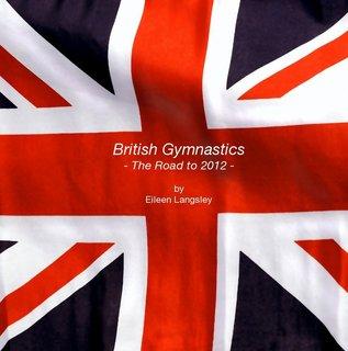 Celebrating British Gymnastics by Eileen Langsley