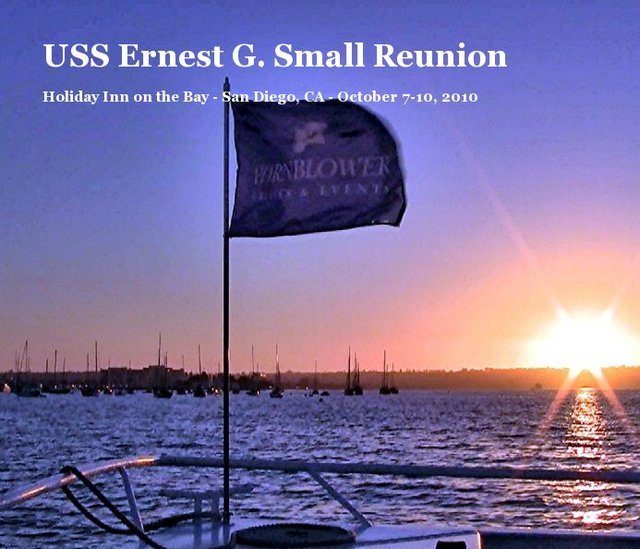 USS Ernest G. Small 2010 Reunion