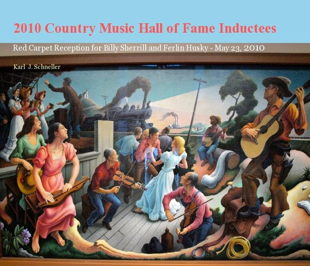 2010 Country Music Hall of Fame Inductees
