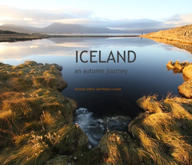 ICELAND an autumn journey