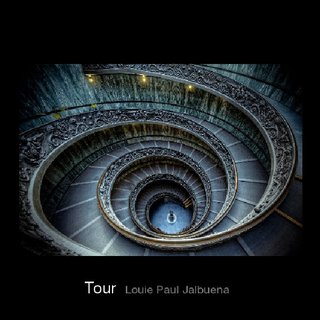 Tour 1 Louie Paul Jalbuena