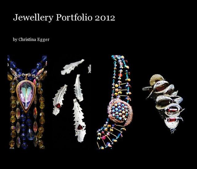 Jewellery Portfolio 2012