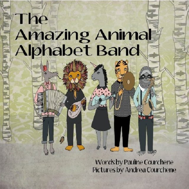 Amazing Animal Alphabet Band