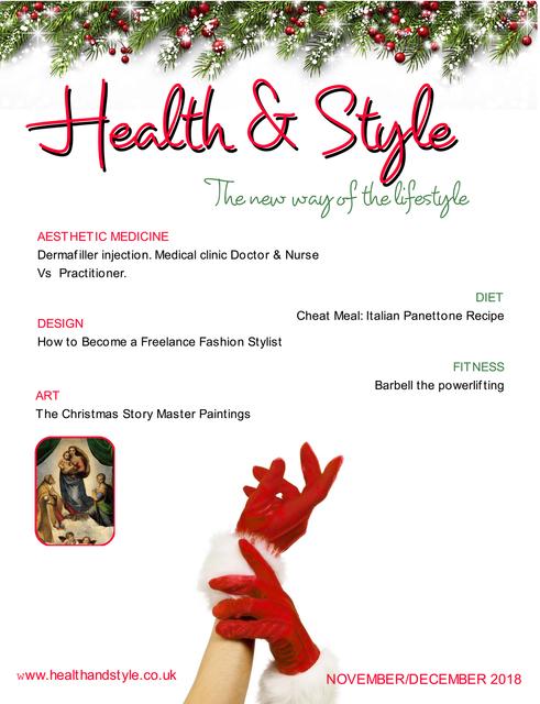Healt and Style - November/December 2018