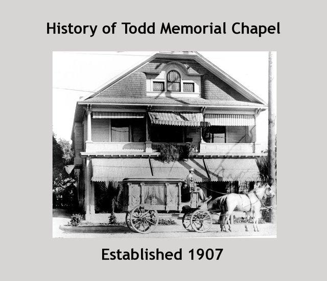 History of Todd Memorial Chapel