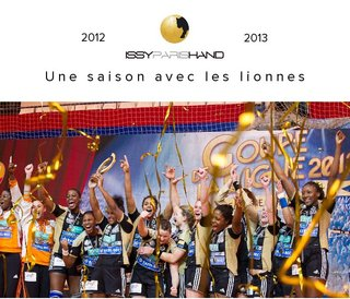 Une saison avec les lionnes