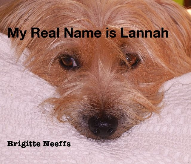 My Real Name is Lannah Brigitte Neeffs