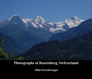 Photographs of Beatenberg, Switzerland