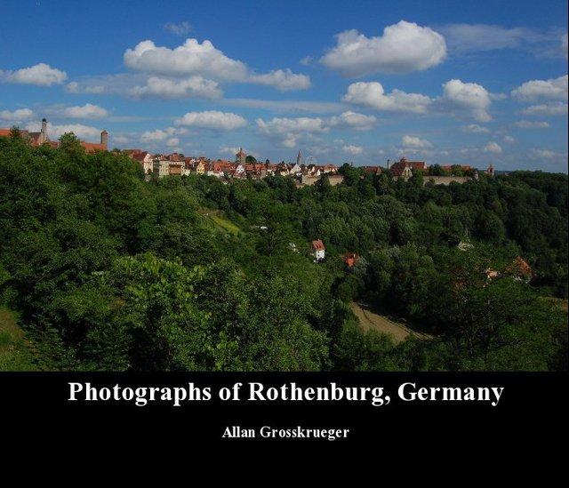 Photographs of Rothenberg, Germany