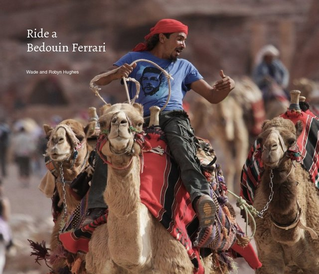 Ride a Bedouin Ferrari Wade and Robyn Hughes