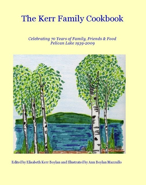The Kerr Family Cookbook