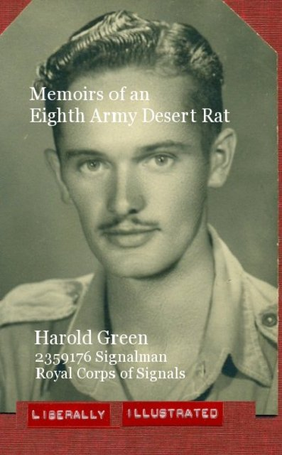 Memoirs of an Eighth Army Desert Rat