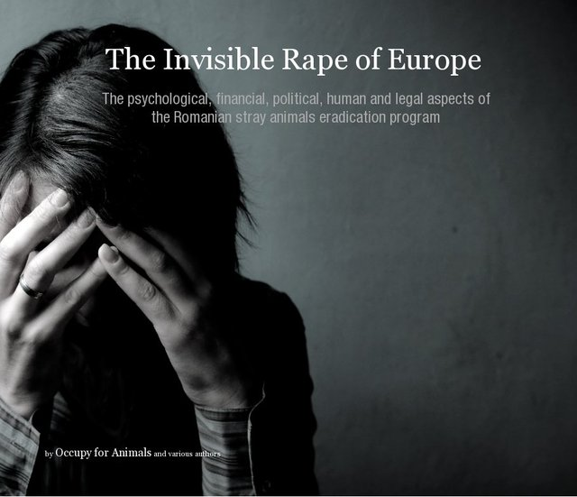 The Invisible Rape of Europe