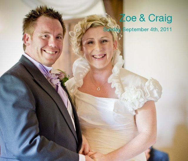 Zoe &amp; Craig