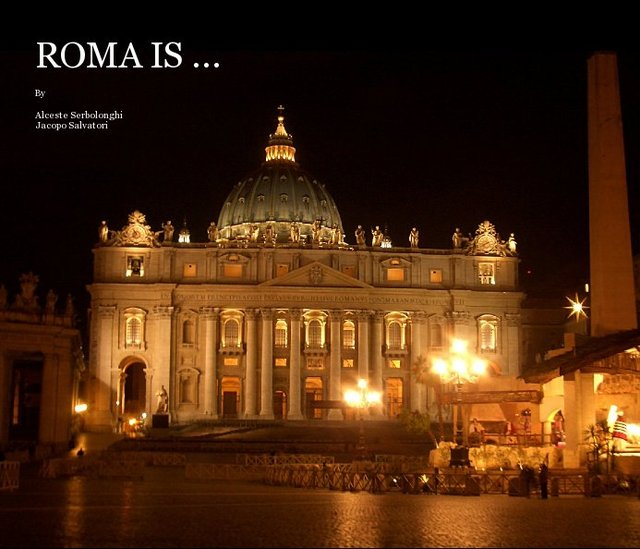 Roma is ...