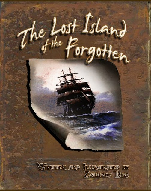 The Lost Island of the Forgotten
