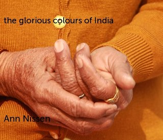 the glorious colours of India