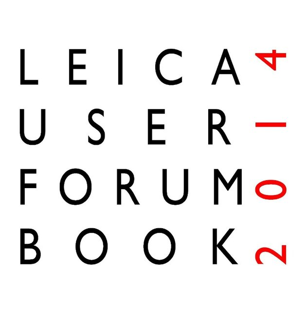 The Leica User Forum Book 2014