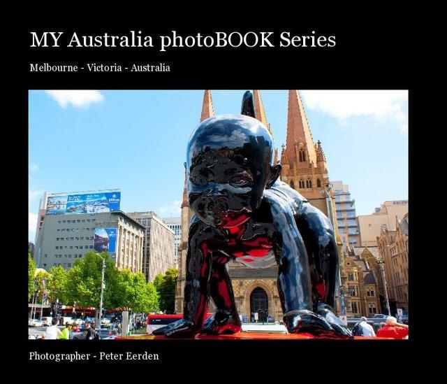 MY Australia photoBOOK Series