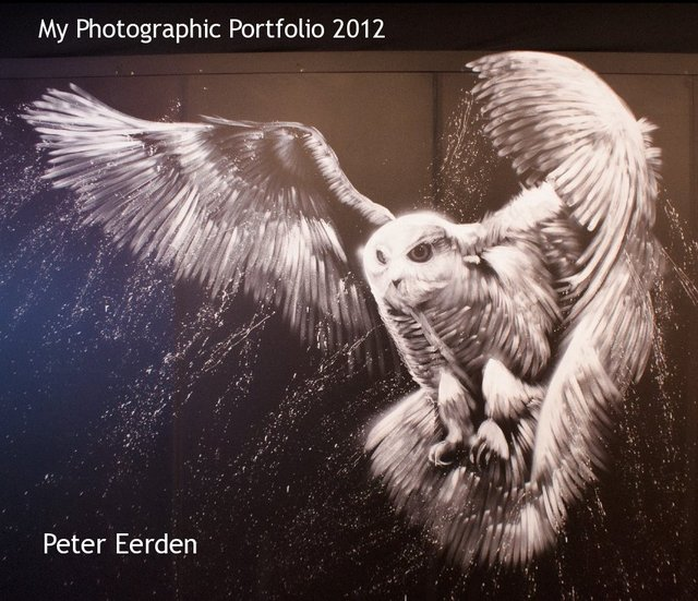 My Photographic Portfolio 2012