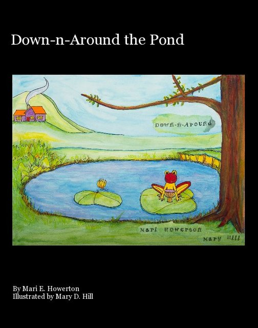 Down-n-Around the Pond