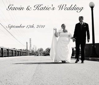 Gavin & Katie's Wedding