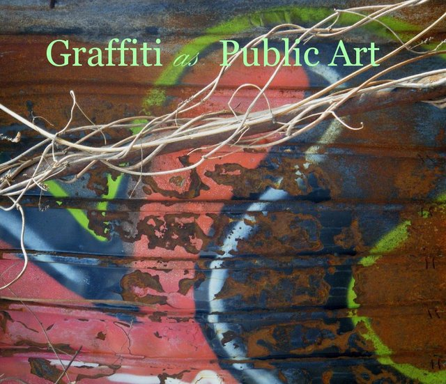 Graffiti as Public Art