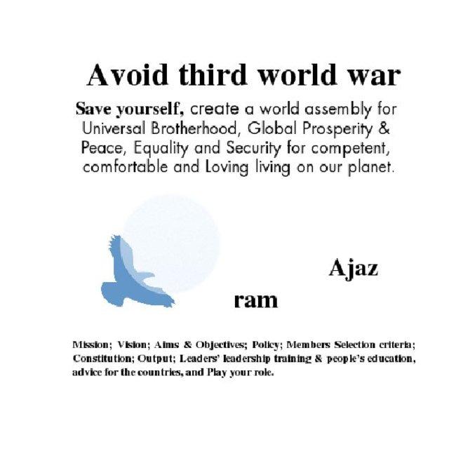 Avoid third world war