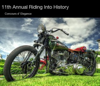 11th Annual Riding Into History
