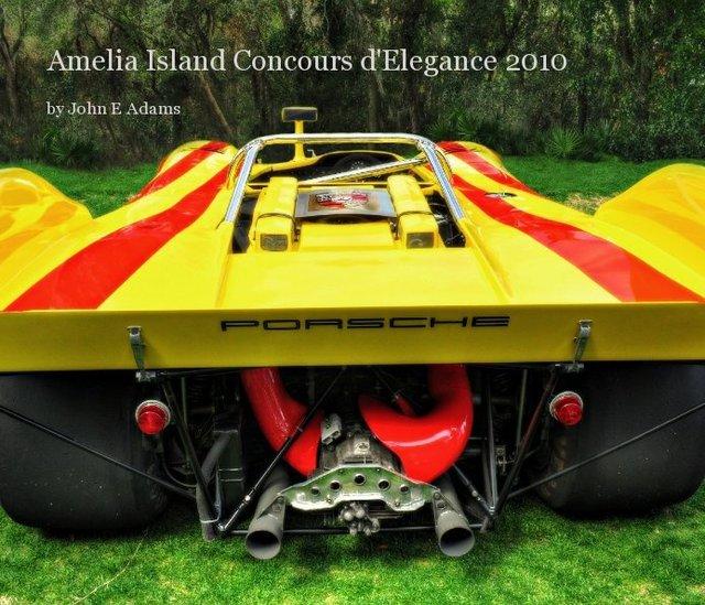 Amelia Island Concours d'Elegance 2010