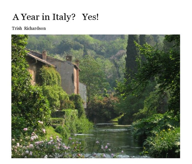 A Year in Italy? Yes!