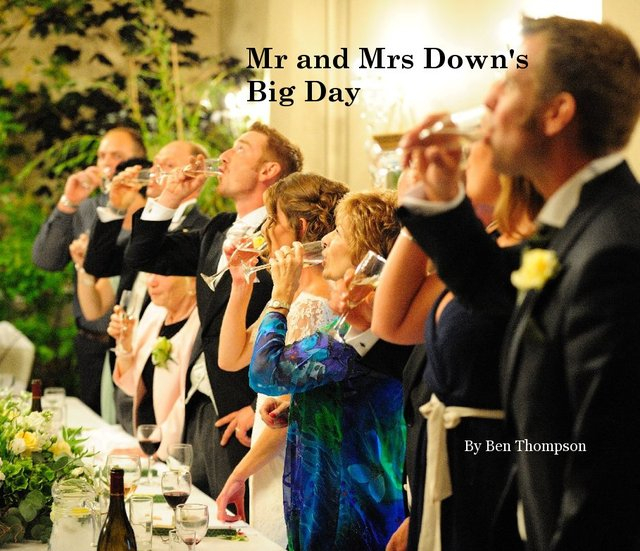 Mr and Mrs Down's Big Day