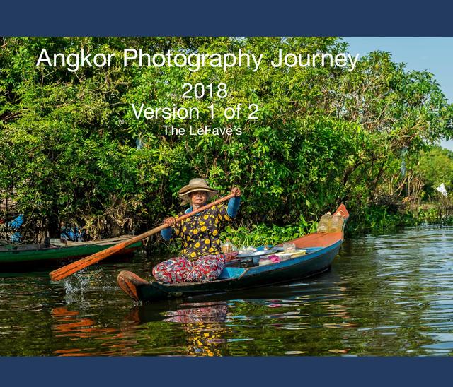 Angkor Photography Journey 2018