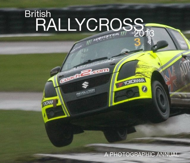 British Rallycross 2013