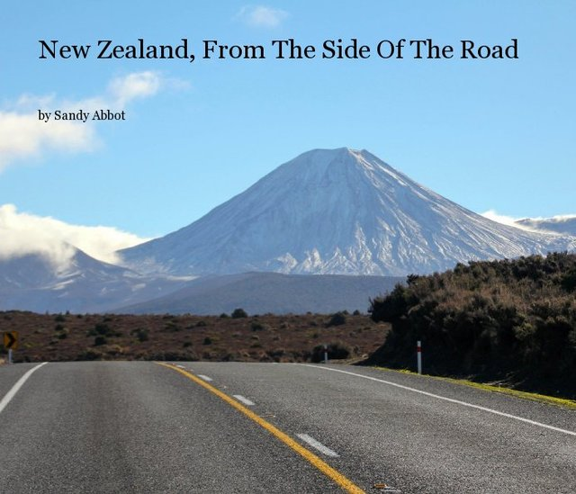 New Zealand, From The Side Of The Road