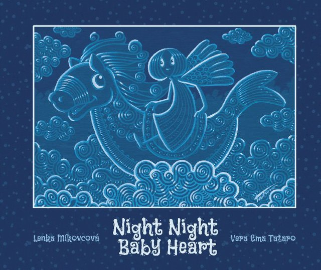 Night Night Baby Heart